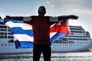 La llegada del crucero Adonia a Cuba marca un hito para el turismo de la isla