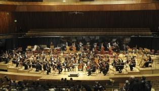 La Orquesta Sinfónica Nacional ofreció un concierto gratuito en el CCK